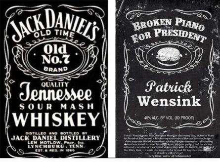 Jack Daniel's vs Patrick Wensink