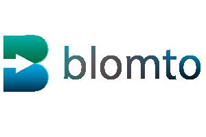 Blomto logo